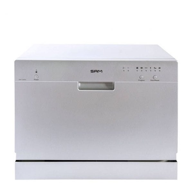 تصویر ماشین ظرفشویی رومیزی سام مدل T1305w