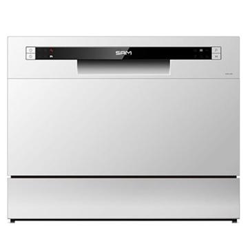 تصویر ماشین ظرفشویی رومیزی T1410Wسام